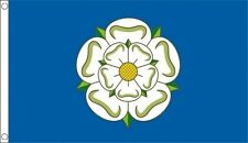 3' x 2' YORKSHIRE FLAG 5' x 3' English County White Rose England Leeds York