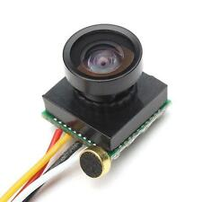 600TVL 1/4 1.8mm Lens CMOS 170 Degree Wide Angle CCD Mini FPV Camera Cam PAL