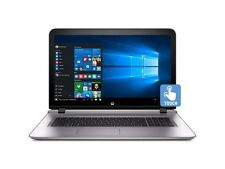 "HP Envy 17-S066NR 17.3"" i7-6500U 16GB 2.5GHz 1TB Touchscreen Laptop Noteboo"