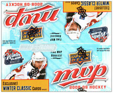 2008-09 UD MVP Hockey - Finish your Set! - Pick any 10 cards for .99 cents!