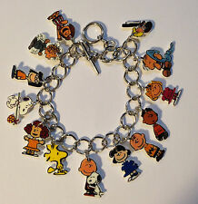 CHARLIE BROWN SNOOPY WOODSTOCK & FRIENDS  BRACELET CHARMS