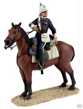 B20170 W.Britain Natal Carbineer Officer Mounted Zulu War Matte