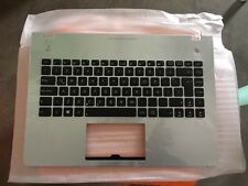 Asus N46v N46VZ N46VM N46 N46EI Backlit keyboard LA Latin With C shell White