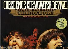 Creedence Clearwater Revival--LP--Featuring John Fogerty--CHRONICLE--2 LP