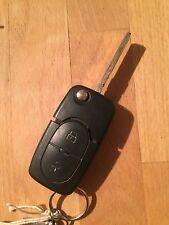 Used Volkswagen Beetle Flip Remote Key Fob - Genuine Part - 1J0959753A
