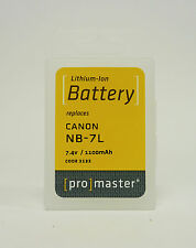 PROMASTER NB-7L CANON BATTERY 2132