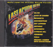 LAST ACTION HERO - o.s.t. CD