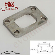 M10x1.5Stainless Steel Turbo Inlet FLANGE  for T3 GT30 GT35R GTX30 GT3582R T3/T4