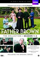 Father Brown - Collection Complete Series 1 + 2 + 3 + 4 - Including Father 1974