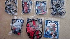 2014 McDonald's AMAZING SPIDERMAN 2 HAPPY MEAL TOYS, #2,#3,#4,#5,#6,#7,#8,Sealed
