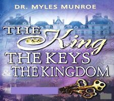 The King the Keys and the Kingdom - Volume 1 - 4 Cds - Dr. Myles Munroe