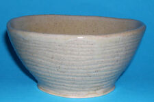 Olivia Jeffries Studio Pottery - Attractive Ribbed Dish - Highly Collectable