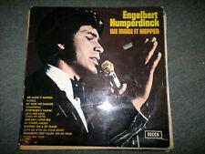 Engelbert Humperdink - We Made It Happen  Decca  vinyl LP