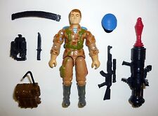 GI JOE RED STAR Vintage Action Figure Oktober Guard COMPLETE 3 3/4 C9+ v1 1991