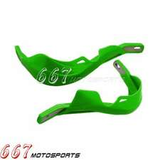 28mm Fat Bar Hand Guards Raptor 1 1/8 kit Pro Taper Motocross Dirt Bike MX Green
