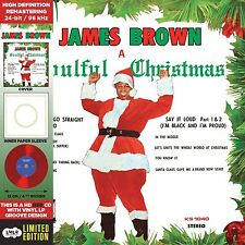 JAMES BROWN - A SOULFUL CHRISTMAS  CD NEU COLLECTER´S EDITION, LIMITED EDITION