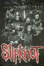 SLIPKNOT Small T Shirt All Hope Is Gone Tour Concert 2009 All Over