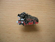 Pin's Broche Locomotive à vapeur De Chemin Fer 01 1100 Art. 6017 noir