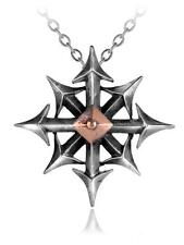 Chaostar Pendant - Alchemy Gothic Star of Chaos Jewellery P146