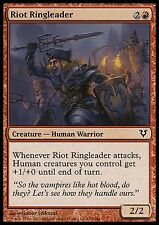 Riot Ringleader X4 EX/NM Avacyn Restored MTG Magic Cards Red Common