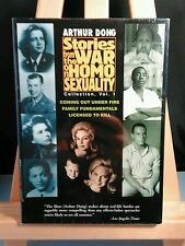 SIGNED! Arthur Dong Stories From The War On Homosexuality Sealed! Vol.1 3 DVDs