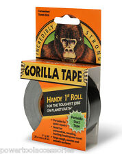 "Gorilla Glue Tape Handy Roll 1"" wide x 9 metres, Tape to Go Strong Duct tape"