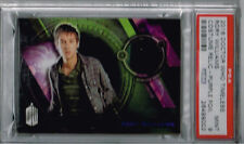 2016 Topps Doctor Who Timeless Rory Williams Cost Relic Purple Foil PSA 9 #13/50
