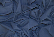 """NAVY BLUE SINGLE JERSEY STRETCH FABRIC T-SHIRT WEIGHT BY THE METRE 58"""" WIDTH"""