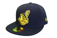 New Era 59 FIFTY Cleveland Indians Baseball Cap Taglia 7 1/2