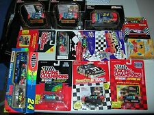 NASCAR Diecast 24 Jeff Gordon dupont 1 Baby Ruth Lot Rookie year RC MB race cars