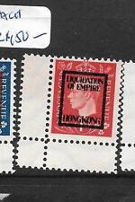 HONG KONG (P0901B) KGVI LIQUIDATION OF EMPIRE RED MNG