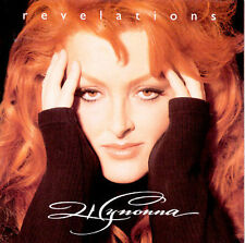 Wynonna Judd Revelations Country Music CD Change the World To Be Loved By You
