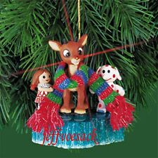 """Rudolph the Red Nosed Reindeer """"Misfit Toys""""  Carlton Cards Ornament *SALE*"""