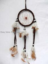 12x Wholesale LOT Handmade Hanging Natural Feather Dream Catcher Traditional #AA