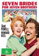Seven Brides for Seven Brothers DVD NEW