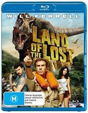 Land Of The Lost : NEW Blu-Ray