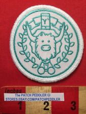 Odd Jacket Patch ~ Some Unknown Animal w/Antlers ~ Hunt Game  5DJ2