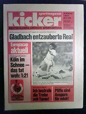 kicker sportmagazin Nr. 97 / 48. Woche 28.11.1985