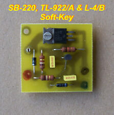 Soft-Key Keying Interface for SB-220/221, TL-922/A, DRAKE L-4/B