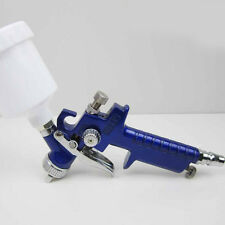Mini HVLP Sprayer Gravity Repair Air Spray Gun Auto Car Detail Touch Up Paint