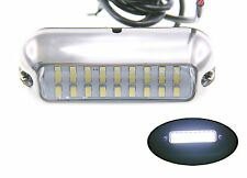 Pactrade Marine Pontoon Boat White 27 LED Underwater Light S.S 316