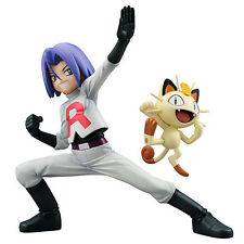 Pokemon James and Meowth 1/9 Scale G.E.M Megahouse Figure