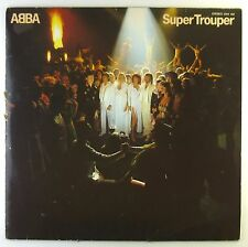 """12"""" LP - ABBA - Super Trouper - C1041 - washed & cleaned"""