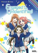 Engaged To The Unidentified - 2 DISC SET (2015, DVD NEW)