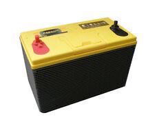 AGM Camping Car Batterie - 100Ah - batterie decharge - Batterie Fiable