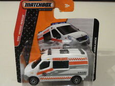 MATCHBOX RENAULT MASTER AMBULANCE
