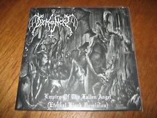 "DEMONCY ""Empire of the Fallen Angel"" 2 X LP  beherit leviathan"