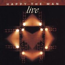 Live by Happy the Man (CD, Mar-2009, Cuneiform Records)