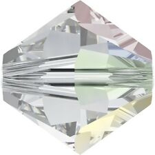 Swarovski Crystal Bicone 5328 - 3mm -Crystal  AB Factory Pack-1440 pcs.
