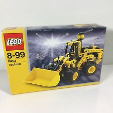 LEGO 8453 Technic Front End Loader City Construction Truck Tractor Brand New